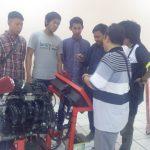 Teknik Mesin Unsada Menerima Bantuan Motor Bakar & Transmisi  dari Toyota