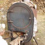 Cara Pembuatan Arang Cangkang Sawit