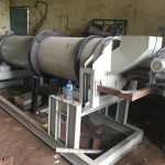 Rotary Dryer Untuk Pengeringan Pasir